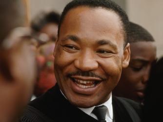 Martin L King Jr